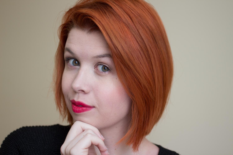devenue rousse pour la premire fois - Coloration Cheveux Revlon